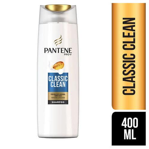 Pantene Shampoo Classic Clean 400ml