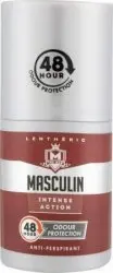 LENTHERIC MASCULIN Intense Action Roll On 50ML