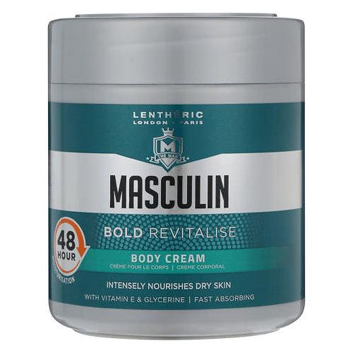LENTHERIC MASCULIN Bold Cream 450ML