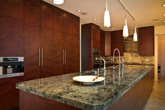 Kitchen Cabinets by Rosario