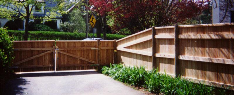 Stockade Gate