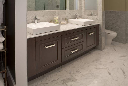 Vanity Cabinets by Rosario
