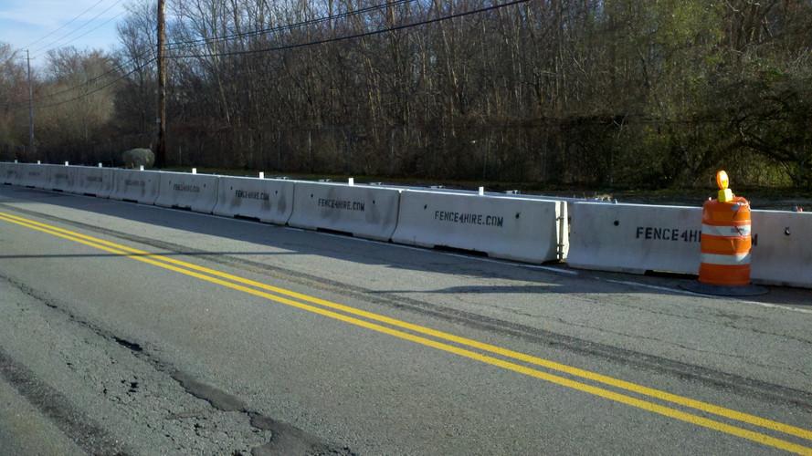 Jersey Barriers