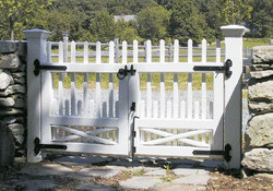 Traditional Heavy Duty Gate Hinges