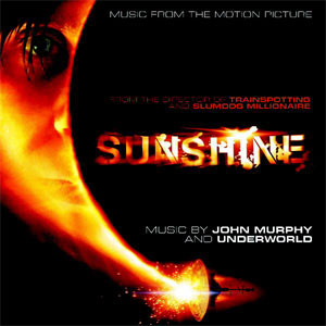 Cover for the soundtrack of Sunshine, not to be confused with any number of adult contemporary albums presumably of the same name.