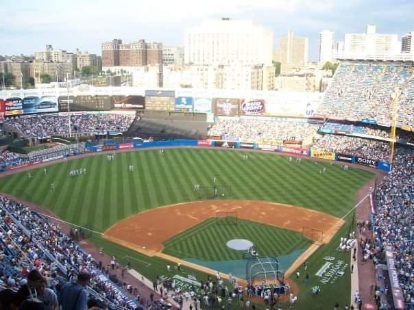 Old Yankee Stadium. Picture by Tom Parkman.