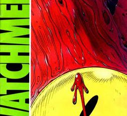 Watchmen and Comic Book Vigilantes