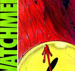 Watchmen and Comic Book Vigilantes