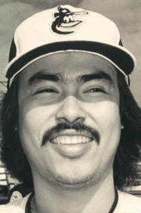 Dennis Martinez, 1980. Public Domain.