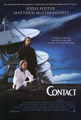 """Yes I can hear you now. Stop with the Hitler videos."" Contact, 1997."