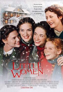 Little Women, 1994 poster.