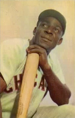 Minnie Minoso, Public Domain.