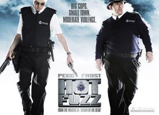 Hot Fuzz and To Catch a Thief