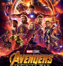 May: Avengers Infinity War