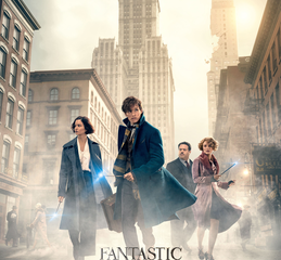 April: Fantastic Beasts and Where to Find Them