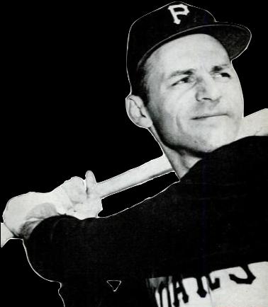 Dick Groat, Baseball Digest 1960. Public Domain.