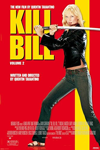 Kill Bill, once and again.