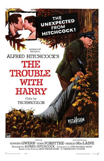 The Trouble With Harry? It's that he's dead.