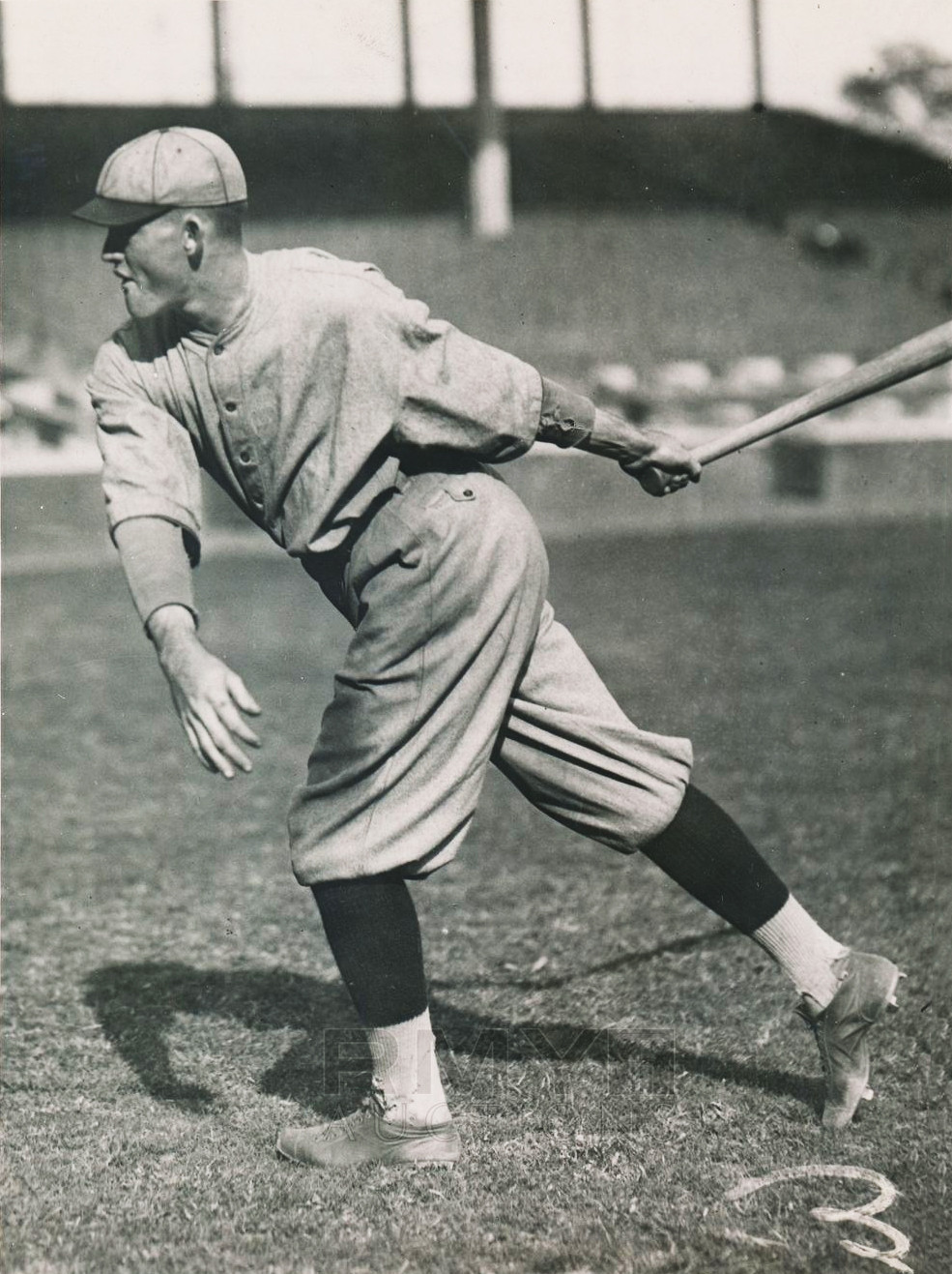 Rogers Hornsby, 1920. Public Domain.