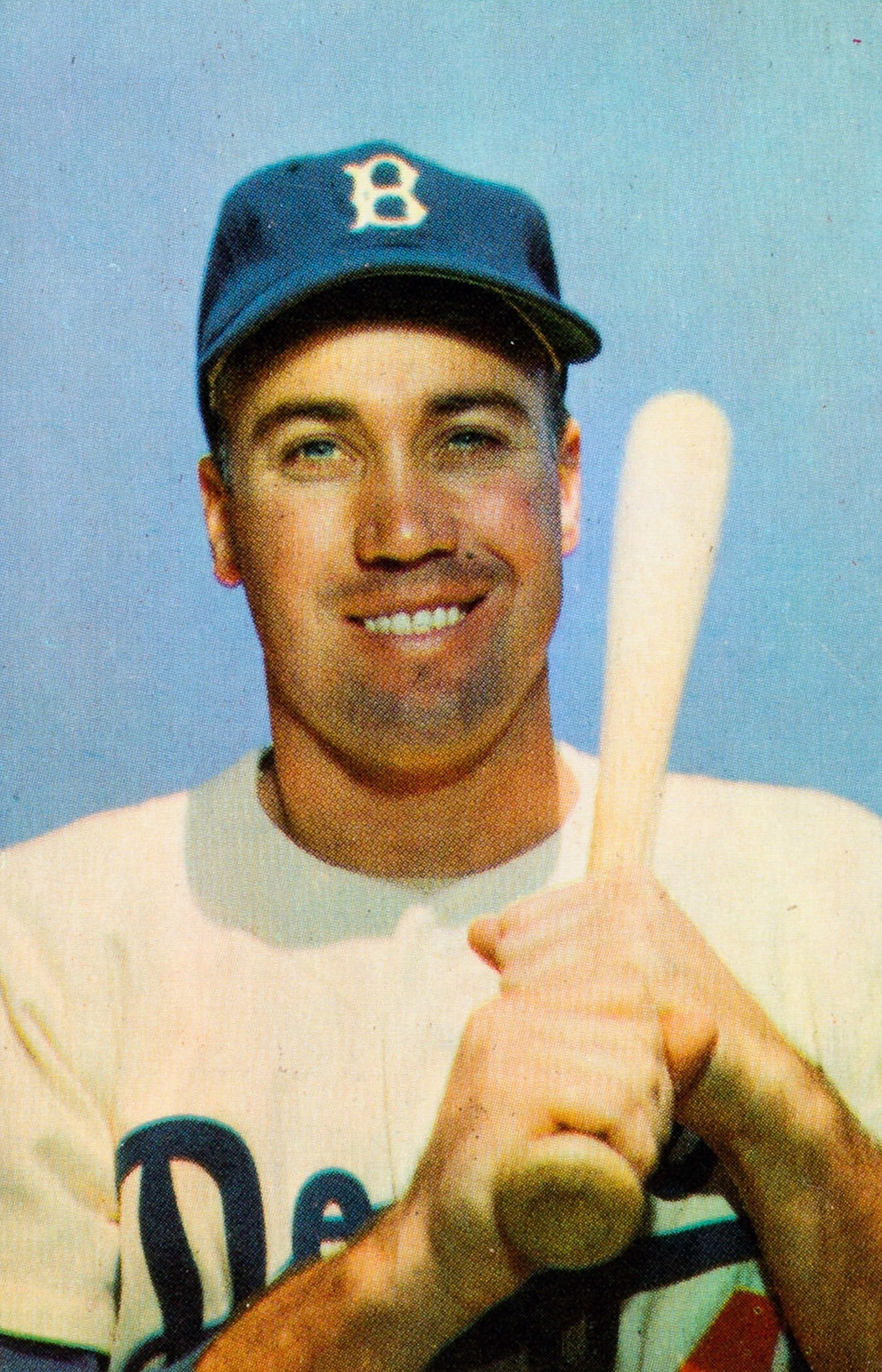 Duke Snider, 1953. Public Domain.