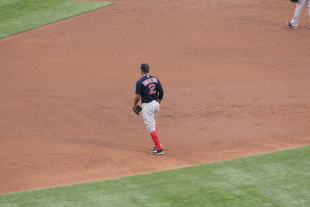 Xander Bogaerts.  Picture by D.Talbot