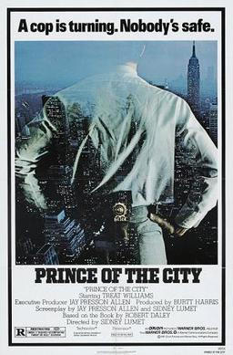 "What kind of a name is ""Treat?"" Prince of the City, 1981."