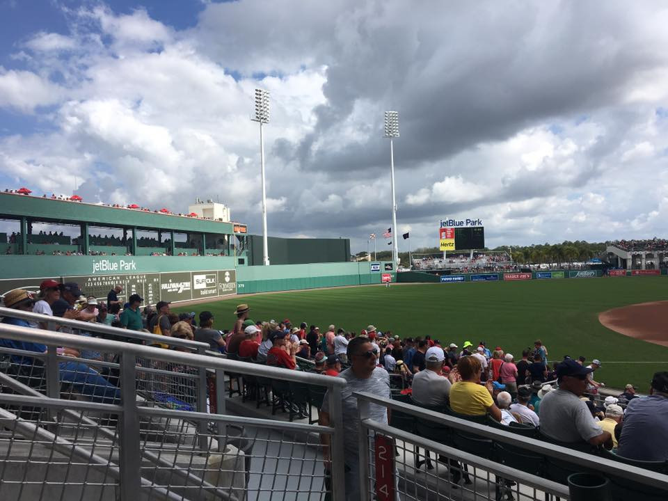 Jet Blue Park, March 2017.  Picture by PS Talbot.