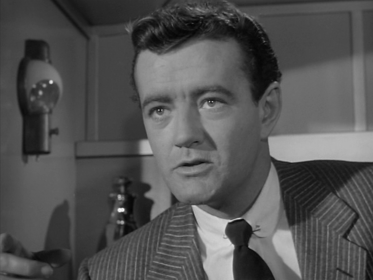 Robert Walker as Bruno in Strangers on a Train. Public Domain, 1951.