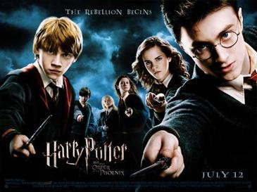 Ron shows up for the poster, but not so much for the movie.