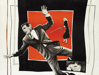 North By Northwest and James Bond