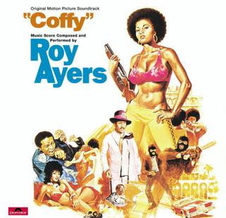 Album Cover for the original music from Coffy.
