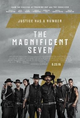 The sequel Magnificent Seven vs. Ocean's 13 vs. The Magnificent Sven (he's a magician... probably).