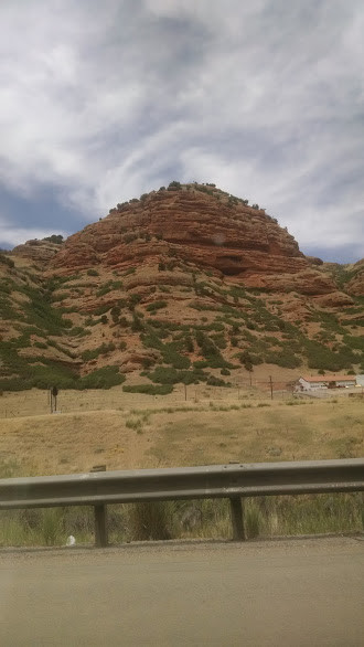 Once you drive into Utah, it looks exactly like Utah.