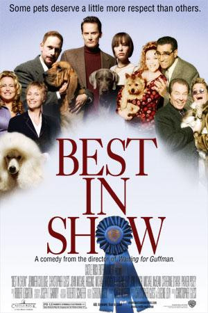 It won the Oscar that year for Most Dogs.