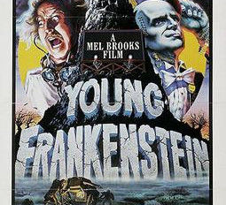 October: Young Frankenstein