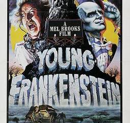 October: Young Frankenstein