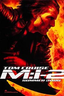 M:I-2 poster, 2000.