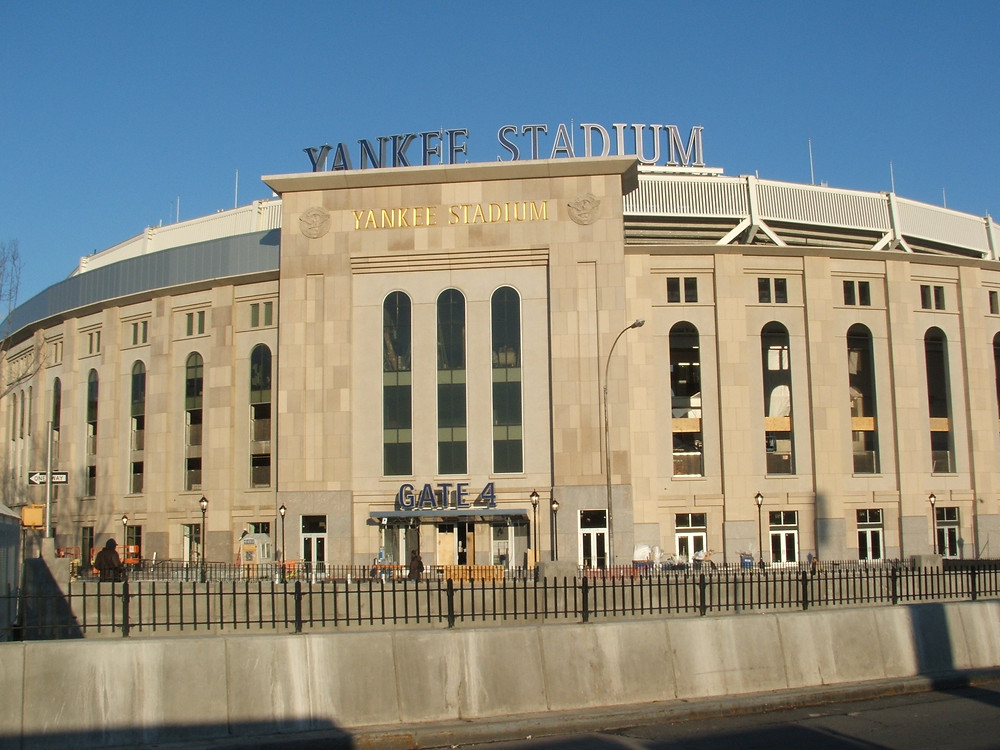 New Yankee Stadium. Public Domain.