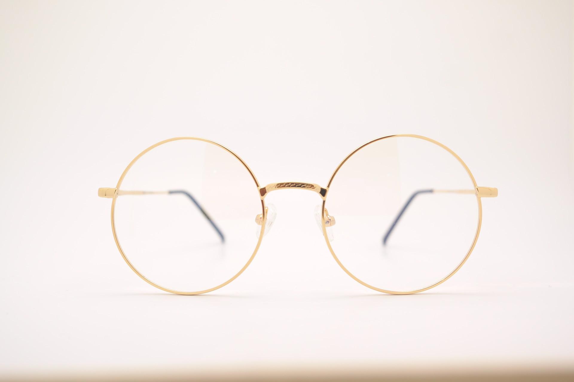 Brille abholen