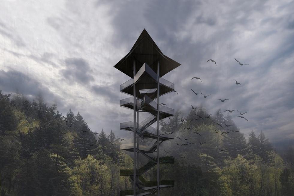 Dilijan Observation Tower.jpg