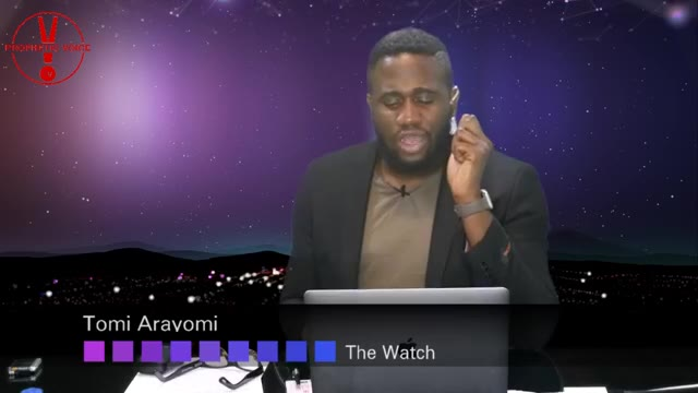 The Watch #335 | PVTV with Tomi Arayomi| To Register hit like and follow | To donate and partner visit https://pvtv.churchsuite.co.uk/donate/