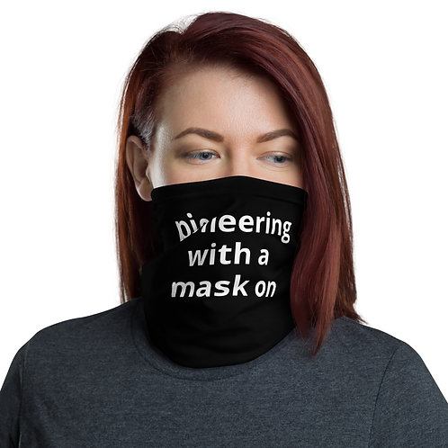 Pioneer Face Mask Black