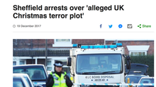 Prophet Tomi Arayomi Sees a vision of UK Christmas terror threats in the midlands 24 hours before th