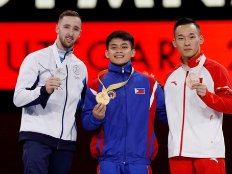 5 gold medals for Philippines, why this is significant?