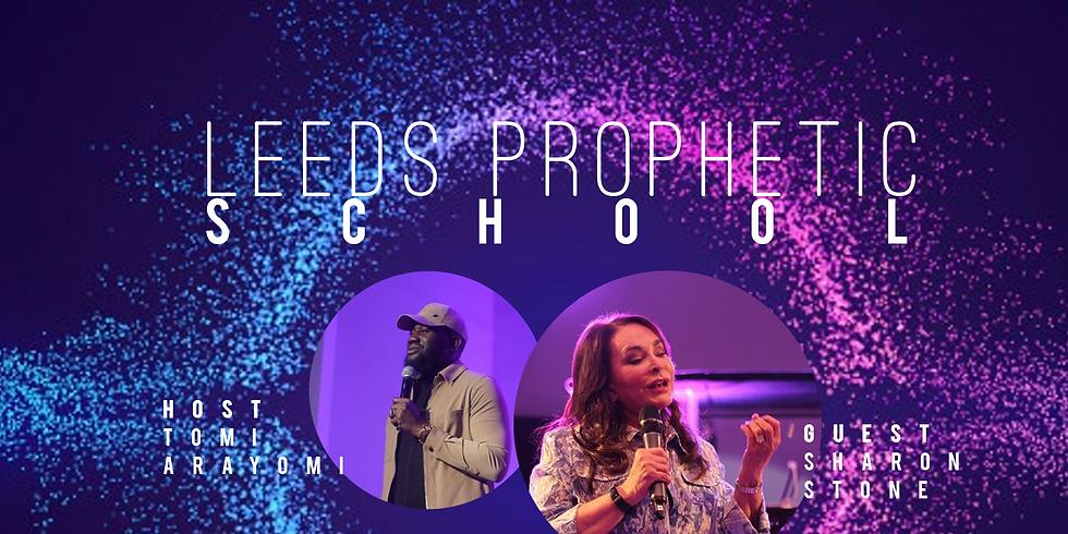 Leeds Prophetic Training