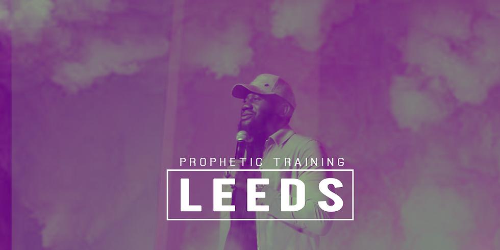 Prophetic Training Leeds