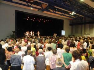 Montélimar 2012 : le souffle de Dieu