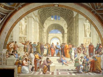 (ESP) Averroes y « La Escuela de Atenas »