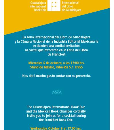 FIL 2010: The Guadalajara International Book Fair
