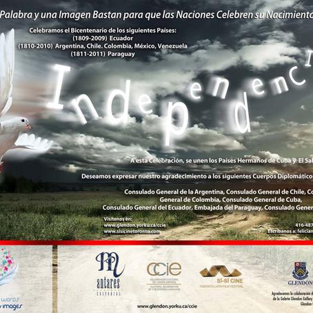Festival 19 de la palabra y de la imagen: Independencia